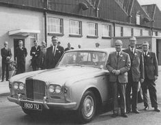 Chassis Saloon, first unit produced Bentley Rolls Royce, Rolls Royce Cars, Classic Rolls Royce, Rolls Royce Silver Shadow, Nice Cars, Car Stuff, Motor Car, Concept Cars, Muscle Cars
