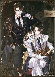 Manga Art, Anime Art, Bishounen, China Art, Anime Fantasy, Anime Style, Priest, Japanese Art, Cosplay Costumes