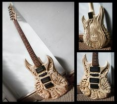 Artype Custom electric Guitar by ~back2root on deviantART