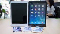iPad Air 2 left pic