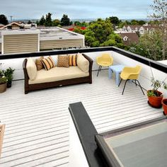 A roof deck might be nice....
