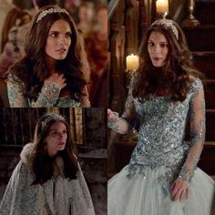 """369 Likes, 14 Comments - A Reign Fan Account❤AgentGreer (@everythingreign) on Instagram: """"Every dress Kenna ever worn ™ Season 2, episode 15 """"Forbidden"""" I don't love this dress as much as…"""""""