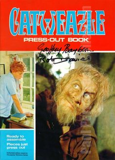 Catweazle - Press-Out Book
