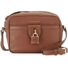 Where can you buy Cole Haan Locklyn Leather Crossbody Bag, Sequoia, Womens