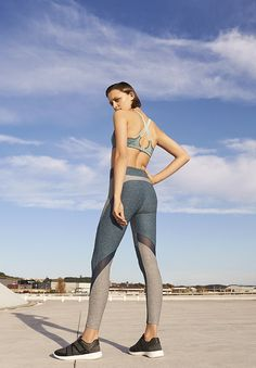 Workout Collection - Spring Summer 2017 >> Oysho.com
