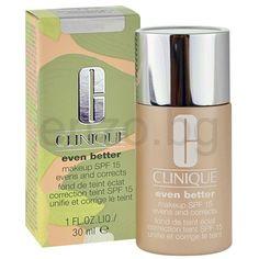 Clinique Even Better Make-up течен фон дьо тен за суха и смесена кожа | enzo.bg