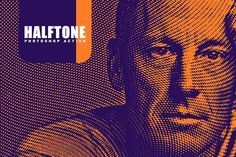 Halftone  by Invents on @creativemarket
