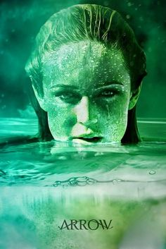 """""""Rising from the Lazarus Pit.who is Sara Lance. Awesome art by Arrow Black Canary, White Canary, Lazarus Pit, Dc Comics, Arrow Tv Series, Stephen Amell Arrow, Cw Dc, Al Ghul, Snowbarry"""