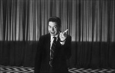 When Twin Peaks was cancelled and the in-house photographer had quit, photographer Richard Beymer took his Olympus camera to the set and was given David Lynch's thumbs up to document the last days of filming the show. The results are legendary.