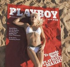 Marketing de Guerrilla - Playboy