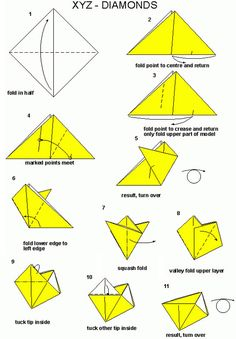 XYZ Diamonds modular modular diagram part 1