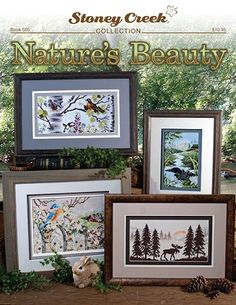 Book 505 Nature's Beauty – Stoney Creek Online Store