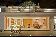 indoor/outdoor living modern