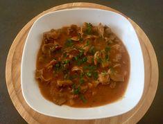 Zupa z podrobów drobiowych Thai Red Curry, Food And Drink, Ethnic Recipes, Blog, Blogging