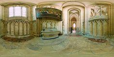 Chapelle de la cathédrale de Coutances - France © Pascal Moulin