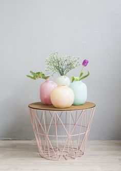 Simple ways to add pastels
