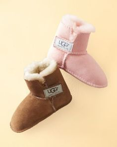 UGG® Baby Booties - baby shower gift