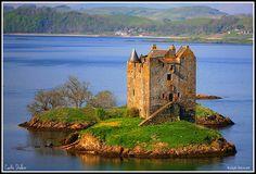 Castle Stalker - a gallery on Flickr