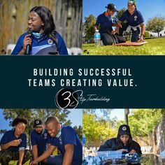 Umoja training Team Building Program, Corporate Team Building, Team Building Activities, Giant Slip And Slide, Outdoor Activities, Fun Activities, New March, Creative Skills, Teamwork