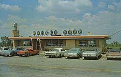 Schererville, Indiana (1970) Sauzer's