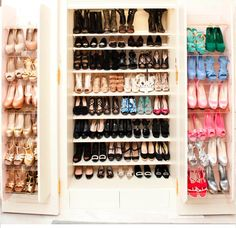 dream closet, dream shoes