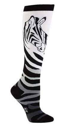 Just as you have never been the best at blending in, the zebra never was the best at camouflage. Allow your wardrobe to be as bold as your personality is, making sure you certainly won't go unnoticed