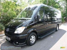 Airstream Sprinter Van Conversion