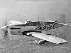 Aircraft carrier HMAS 'Sydney' commenced operations in the Korean War on 5 October 1951 operating 24 Hawker Sea Fury and 14 Fairey Firefly fighter bombers. Navy Aircraft, Aircraft Photos, Ww2 Aircraft, Aircraft Carrier, Military Aircraft, Lancaster, Malayan Emergency, Royal Australian Navy, Aviation Image
