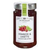 Himbeer & Limette Konfitüre -Extra-