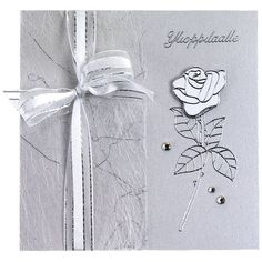 Good luck with outline stickers, fiber silk and ribbon .- Ääriviivatarroilla, kuitusilkillä ja nauhalla koristeltu onnittelukortti ylio… High school greeting card with outline stickers, fiber silk and ribbon. Supplies and ideas from Blue! Wedding Accessories For Bride, Good Luck, Diy Cards, Outline, Fiber, Greeting Cards, Ribbon, Stickers, Silk