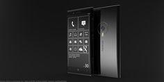 Phone Concept Lumia 999 on Behance