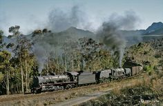 Caledon line freight part 1: Cape Town - Elgin, the fruit traffic by Charlie Lewis © - Soul of A Railway