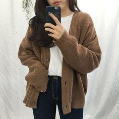 Fashion ideas for korean fashion outfits 943 - Latest Korean fashion trends - Korean Girl Fashion, Korean Fashion Trends, Ulzzang Fashion, Korean Street Fashion, Indie Outfits, Korean Outfits, Cute Casual Outfits, Fashion Outfits, Fashion Ideas