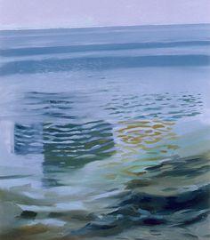 ImagebyImage – Artist Joel Janowitz Landscape Artwork, Abstract Landscape, Abstract Art, Ocean Art, Inspiring Art, Art Techniques, Artworks, Contemporary Art, Landscapes