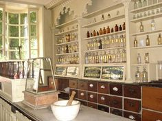 Apothecary Historic Retail Space at the Stabler-Leadbeater Apothecary Museum in Alexandria, VA