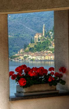 reflecting in a room with a view . . .My inner landscape