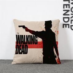 Housse de coussin The Walking Dead saison 7 en Cotton – Nouvention