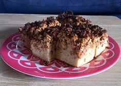 Heerlijke én gezonde #appel-#kaneel #pindakaas-#kruimelkoeken. Lekker 'crunchy'. Met een bodem van #speltmeel en zelfgemaakte pindakaas, wat ook weer terugkomt met #havermout in de kruimellaag en daartussenin appel en kaneel. Licht gezoet met #agavesiroop #hazelnoot.
