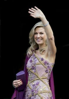 Queen Maxima. #dutch #royals #maxima #netherlands #2017