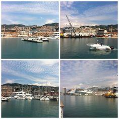 Porto Antigo de Gênova