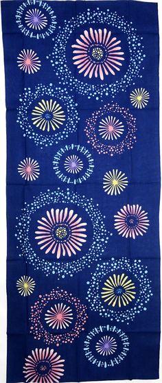 Kenema - Yume Gokochi (The dyed Tenugui)