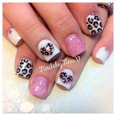 ♥ #nail #nails #nailart