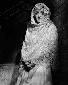 Bette Davis in The Letter, 1940.