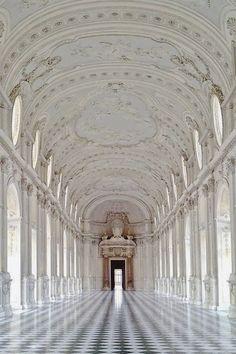 Palacio de Venaria- Turín, Italia