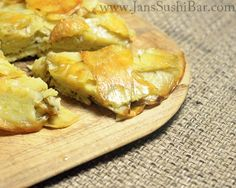 Pommes Anna (Sweet Potato and Ghee)