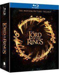 Taru Sormusten Herrasta Trilogia (Blu-ray)