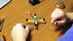 Kitables: Lego Drone Kit Instructions Build Your Own Drone, Electronic Kits, Science Projects, Diy For Kids, Lego, Make It Yourself, Craft, Legos, Creative Crafts