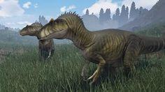allosaurus: 31 thous...