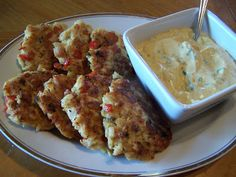 Dutch Oven Madness!: Chicken Cakes