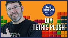 DIY Tetris Plush